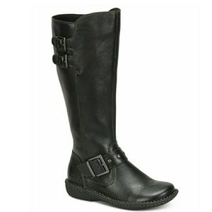 🆕️b.o.c. Born Buckle Leather Riding Boots